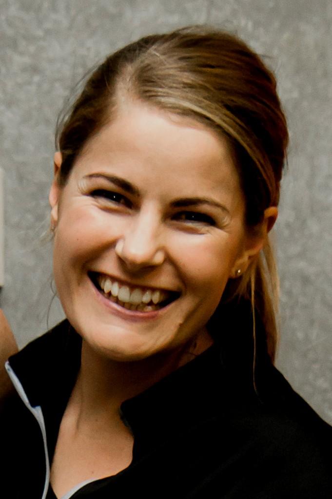 Personal trainer Belinda Van De Ven.