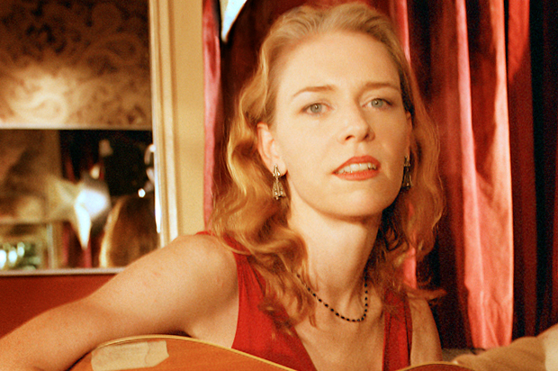 Gillian Welch and David Rawlings at the Filmore Theater